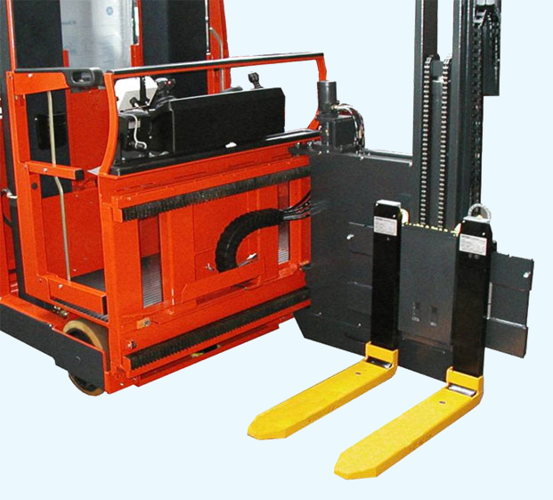 Load weight sensing part of warehouse logistical infomation